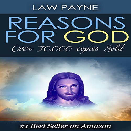 Reasons for God audiobook cover art