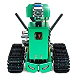 Yahboom AI Smart Robot for NVIDIA Jetson Nano Coding Robotics Kit for Adults with Autopilot Object Tracking Face & Color Recognition (Lift Version)