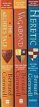 Grail Quest Trilogy Set: Books 1, 2, 3: The Archer's Tale / Vagabond / Heretic