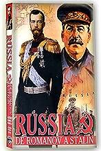 Russian Revolution in Color, Revolución Rusa En El Color, De Romanov a Stalin - Region Free / Worldide Special Edition