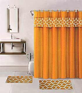 d53b069d10c0 Amazon.com: Orange - Bathroom Accessory Sets / Bathroom Accessories ...