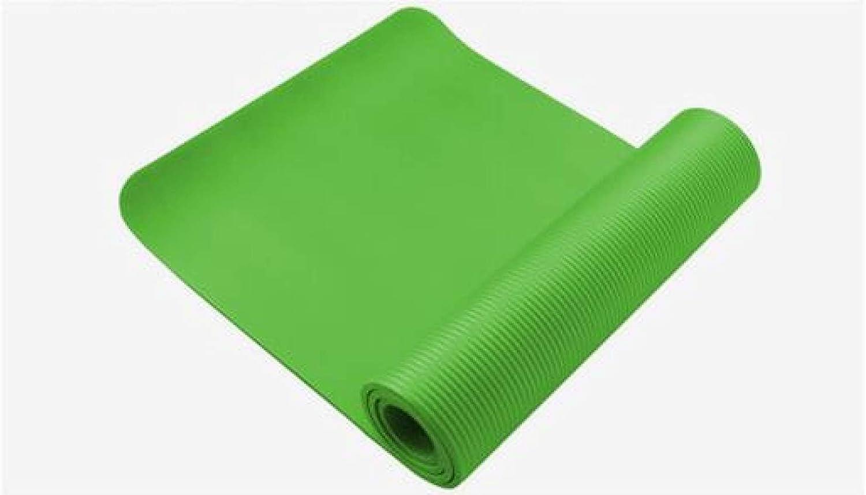 EU40 Yogamatten Fitnessmatten Verdickung Verbreiterung Rutschfeste Fitnessmatten