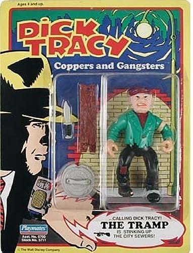 precio mas barato Dick Tracy The The The Tramp Action Figure by Playmates  marcas de diseñadores baratos