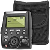 Meike MK-300 - Flash TTL con Funda para cámaras Canon EOS