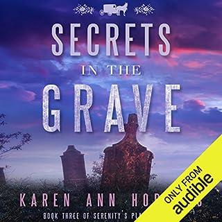 Secrets in the Grave cover art