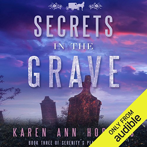 Secrets in the Grave audiobook cover art