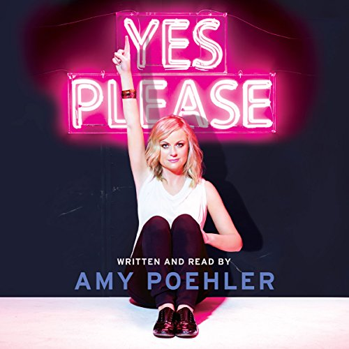 Yes Please                   By:                                                                                                                                 Amy Poehler                               Narrated by:                                                                                                                                 Amy Poehler,                                                                                        Carol Burnett,                                                                                        Seth Meyers,                   and others                 Length: 7 hrs and 31 mins     558 ratings     Overall 4.5