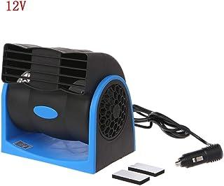 Ventola di raffreddamento auto USB Mini Airtic Airconditioner Ventola di raffreddamento evaporativo portatile Mini Purificatore daria automatico Ventola regolabile a 3 velocit/à
