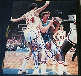 Signed Bill Walton Picture - 8x10 COA Basketball - Autographed College Photos