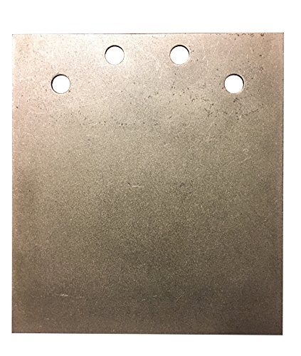 Replacement Blade for 6-in Wide Tile & THINSET Removal BIT, Floor Scraper