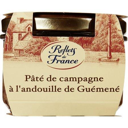 2 Gläser Pâté de campagne à l'andouille de Guémené von Reflets de France