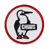 チャムス(CHUMS) ワッペン ブービーロゴ CH62-1063-0000-00 M