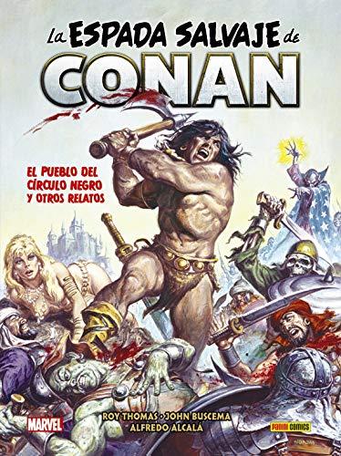La Espada Salvaje de Conan 6. El pueblo del Círculo Negro y otros relatos