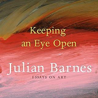 Keeping an Eye Open cover art