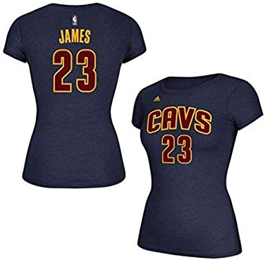 Amazon.com: Lebron James Cleveland Cavaliers Women's Navy Cap ...
