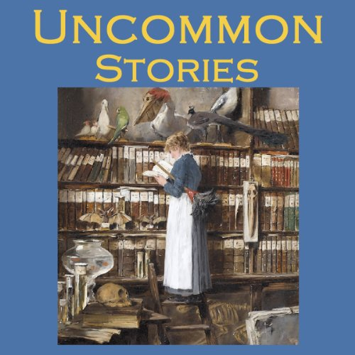 Uncommon Stories audiobook cover art