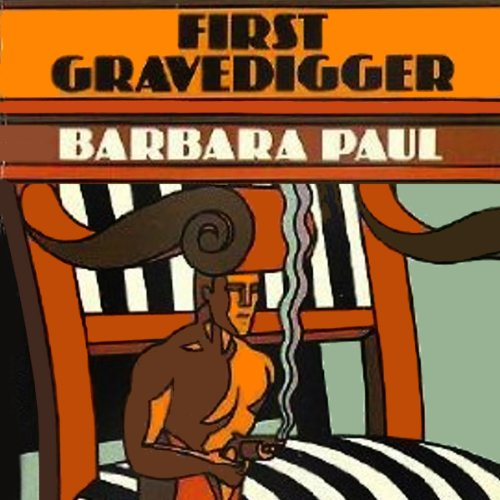 First Gravedigger audiobook cover art