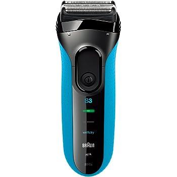 ブラウン メンズ電気シェーバー シリーズ3 3010s 3枚刃 水洗い/お風呂剃り可