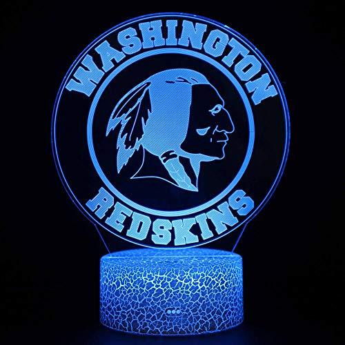 3D ilusión visual lámpara símbolo 3D ilusión lámpara led noche luz para niños dormitorio decoración creativa lámparas