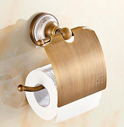 Chef Aid blanc salle de bain mural toilettes rouleau papier//Serviette Titulaire Rack