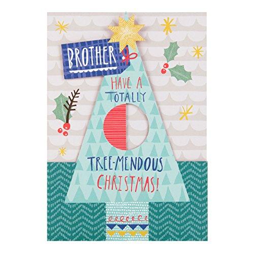 Hallmark Brother Weihnachten Karte