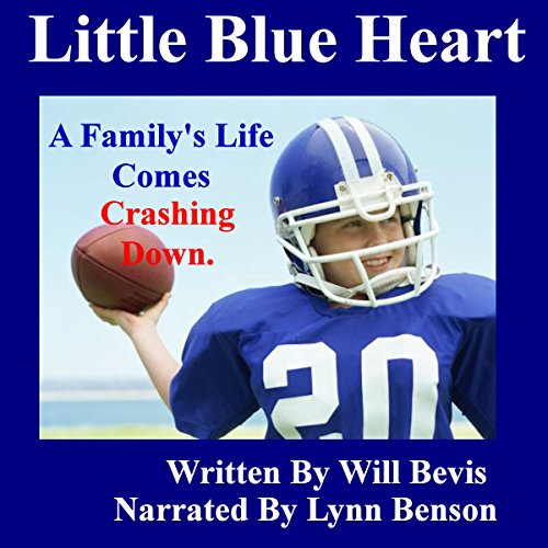 Couverture de A Little Blue Heart