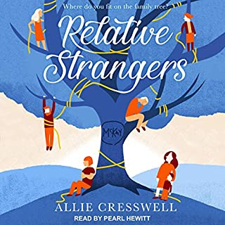 Relative Strangers cover art