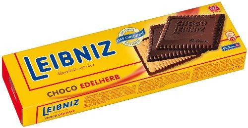 Leibniz Bahlsen Choco Edelherb - 125gr - 6x