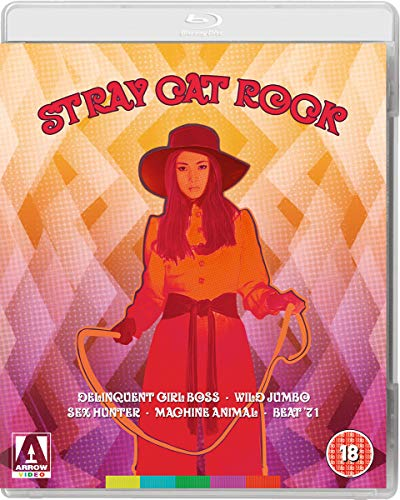 Stray Cat Rock Collection [Blu-ray]