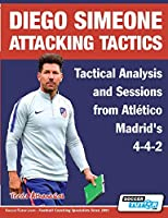 Diego Simeone Attacking Tactics - Tactical Analysis and Sessions from Atlético Madrid's 4-4-2 (Diego Simeone Tactics)