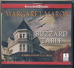 The Buzzard Table by Margaret Maron Unabridged CD Audiobook