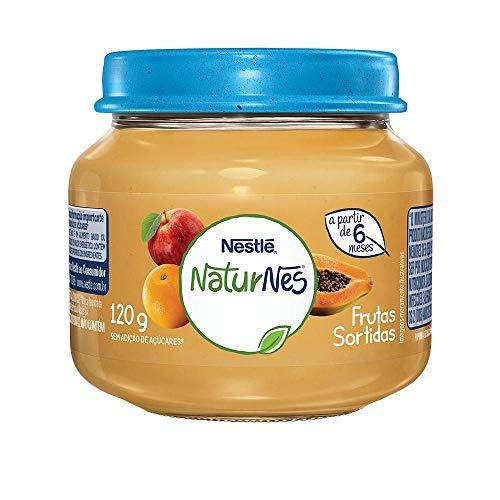 Papinha, Frutas Sortidas, Nestlé, 120g