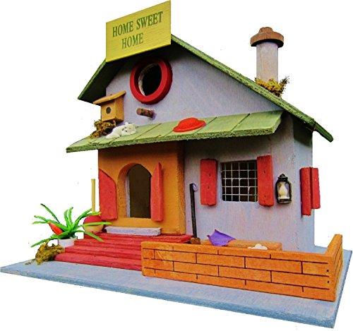 HÜWÜKNÜ Vogelhaus Sweet Home
