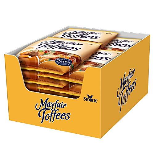 Mayfair Toffees (15 x 490g) / Bonbon Mischung für einen pralinösen Toffeegenuss