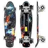 WeSkate Skateboard Bambino 22'' Penny Board con 4...