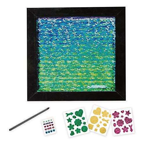 Creativity for Kids Sequin Drawing Board, Pack of 1