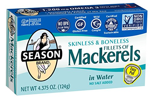 Best canned mackerel in water for 2020