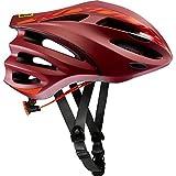 MAVIC - Ksyrium Elite, Color Rojo,Naranja, Talla 57-61 cm