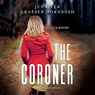 The Coroner audiobook cover art