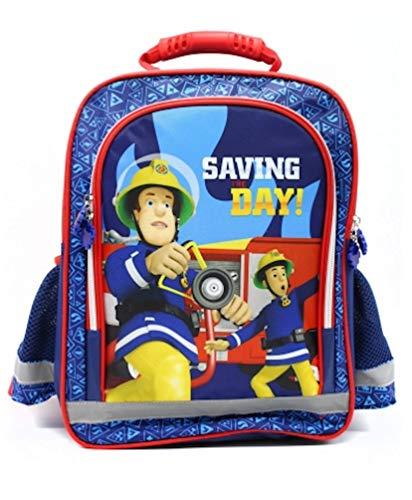 Feuerwehrmann Sam Kinder Rucksack