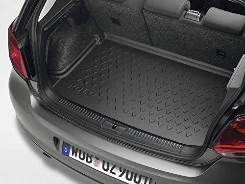Original VW Gepäckraumschale Polo 5 (6R 6C) Cross Polo Kofferraumschale Kofferraumeinlage 6R0061161