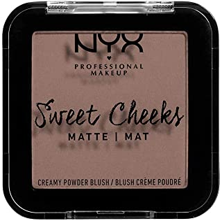 NYX PROFESSIONAL MAKEUP Sweet Cheeks Matte Blush, So Taupe