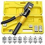 WOVELOT Heavy Duty 4-70mm 8T herramienta de prensado manual hidráulica