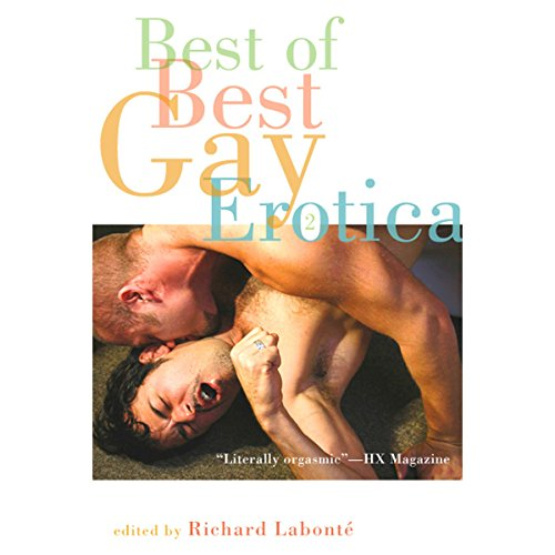 Best of Best Gay Erotica 2 audiobook cover art