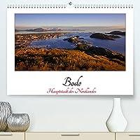 Bodø - Hauptstadt des Nordlandes / 2022 (Premium, hochwertiger DIN A2 Wandkalender 2022, Kunstdruck in Hochglanz): Impressionen aus der Hauptstadt des Nordlandes (Monatskalender, 14 Seiten )