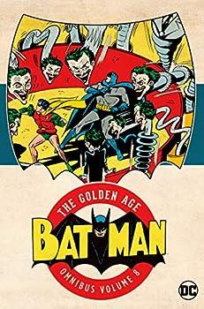 Batman  The Golden Age Omnibus Vol 8