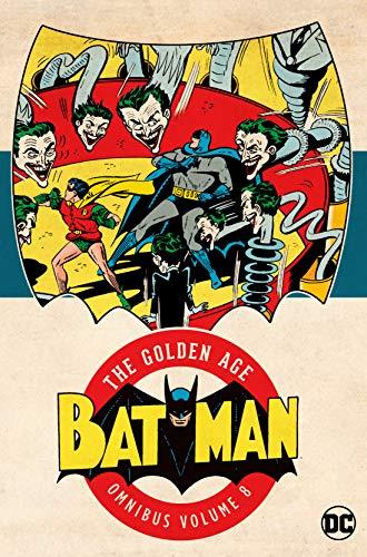 Batman: The Golden Age Omnibus Vol. 8