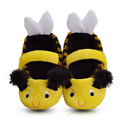 (70% OFF Coupon) Animal Slippers for Toddlers $7.98