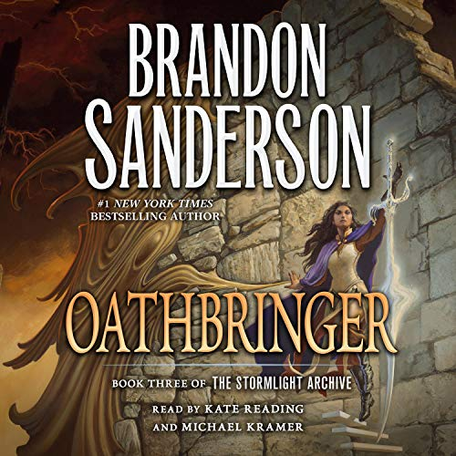 Oathbringer cover art