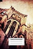 Composition Notebook: Landscapes Narbonne Southern Cities Wide Ruled Note Book, Diary, Planner, Journal for Writing